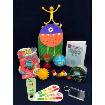 Beat the Anxiety Buddy Bag*
