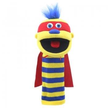 Zap - Sockettes Puppet