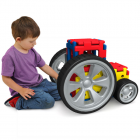 Giant Polydron Vehicle Builders Set - Help children understand how things work