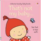Thats Not My Baby (Girl) Book - Interactive, sensory book