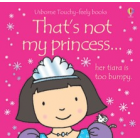 Thats not my princess book - Interactive, sensory book