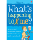 Whats happening to me? (boy) book - A book about puberty