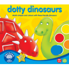 Dotty Dinosaurs - A shape and colour matching game