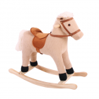Cord Rocking Horse - Develop balance and proprioceptive skills