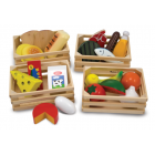Food Groups - Wooden Healthy Food Play Set