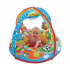 Playnest Farm And Gym - Soft babies resting area and play environment