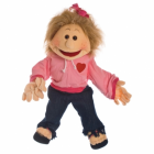 Large Paula Living Puppet* - Storytelling puppet