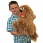 Lulu the Lady Dog Puppet- Storytelling puppet