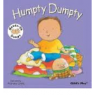 Humpty Dumpty Signing (Board Book) - Rhyming and sing along book