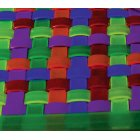 UV Rainbow Ripple Woven Mat 1000mmx1000mm