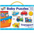 Transport Baby Puzzles