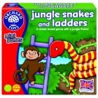 Jungle Snakes and Ladders Mini Game