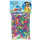 Maxi Hama Beads - 500 Bead Pastel