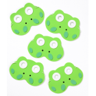 Five Little Speckled Frogs Mask Set