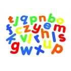 Acrylic Rainbow Letters Small 7Cm Pk26 - For Use with Light Panels