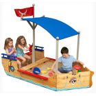Pirate Sandboat* - Sand Pit