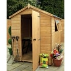 Small Shiplap Premium Shed 7x5ft**