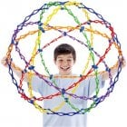 Hoberman - Rainbow Sphere Ball