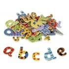 Lowercase Magnetic Letters (Set Of 58 Pcs)