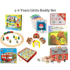 3-6 Little Buddy Set* - Multi-sensory play toys