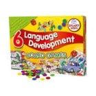 6 Language Development Board Games