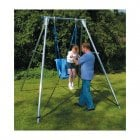 Retention Strap for Support Swing Seat