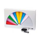 Interactive LED Fanlite*