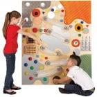Tubey Tactile Wall Panel**
