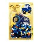 Hama Beads - Maxi Car Blister
