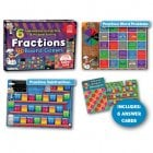 6 Fractions Board Games