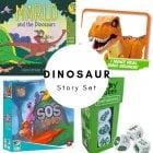 Dinosaur Story Set