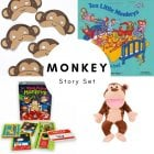 Little Monkeys Story Set
