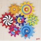 Cogwheel Fun Board
