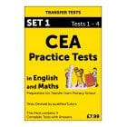 CEA Practice Tests in English and Maths Pack 1
