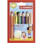 STABILO woody 3 in 1 - Develop handwriting skills
