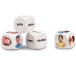 Learning Resources Emotion Cubes - Help children learn to recognise emotiions