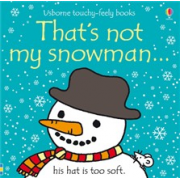 Thats not my snowman book - Interactive, sensory book