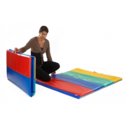 Folding Rainbow Mat (1.2Mx40Mm) (Extendable)*