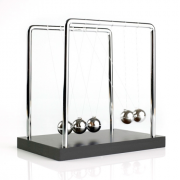 Atom Newtons Cradle Large - Tactile Science Toy