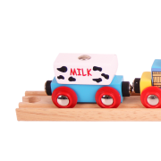 Goods Train - High quiality wooden train