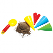Sandmould Ice Cream- Ideal for imaginative play
