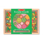 Flower Power Bead Set - Jewellery Making Fine Motor Skills Set