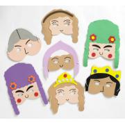 Cinderella Mask Set