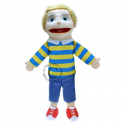 Medium Boy (Light Skin Tone) Puppet*