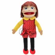 Medium Girl (Light Skin Tone) Puppet*