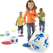 Ready, Set, Move Classroom Fitness Fun Educational aid