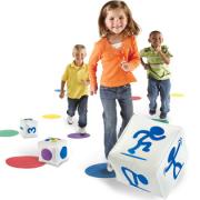Ready, Set, Move Classroom Fitness Fun Educational aid