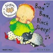 Baa Baa Black Sheep Signalong (Board Book)