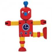 Wooden Flexi Robot