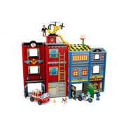 Everyday Heroes Wooden Play Set*